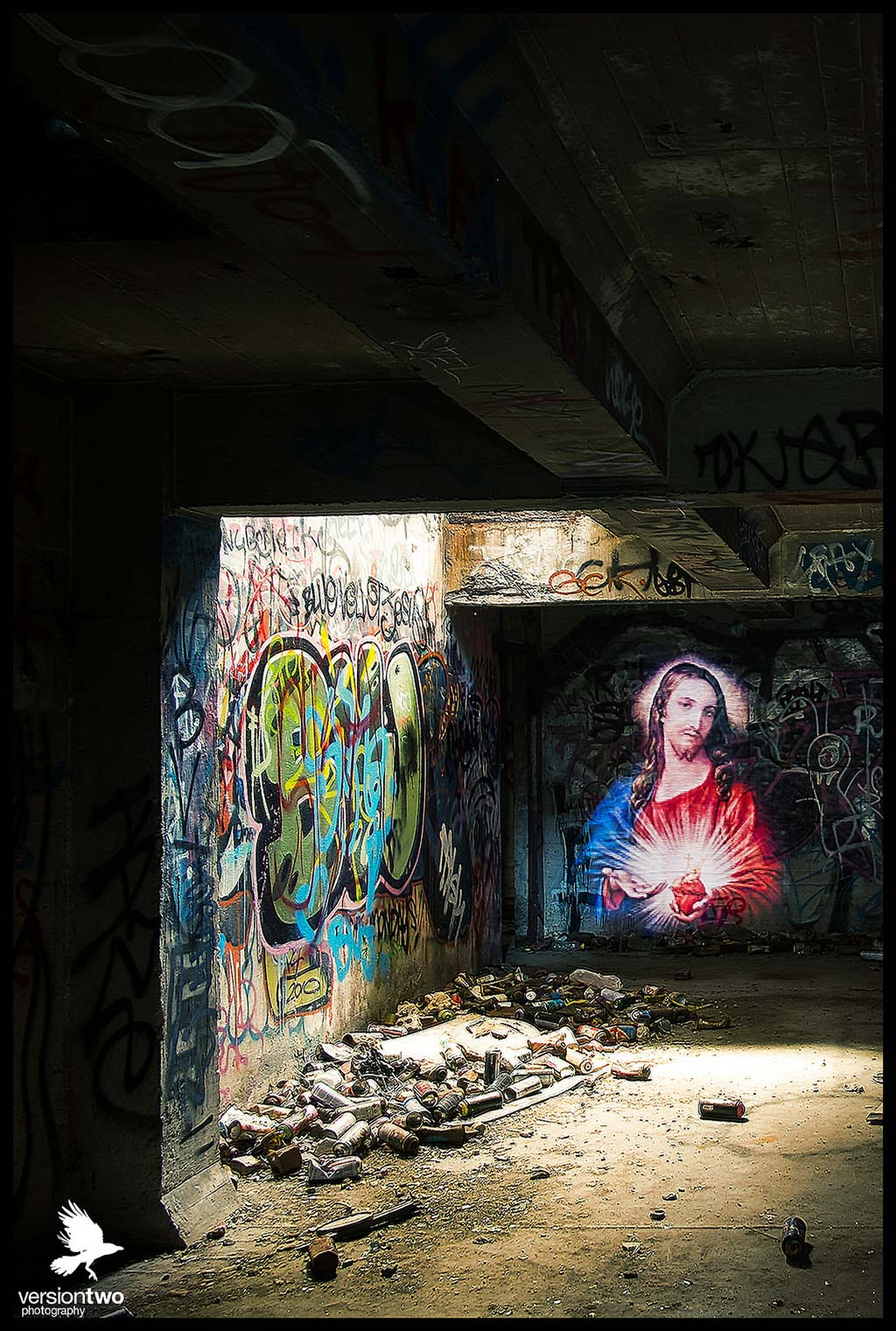 The Sacred Heart Courtesy of VersionTwo photography